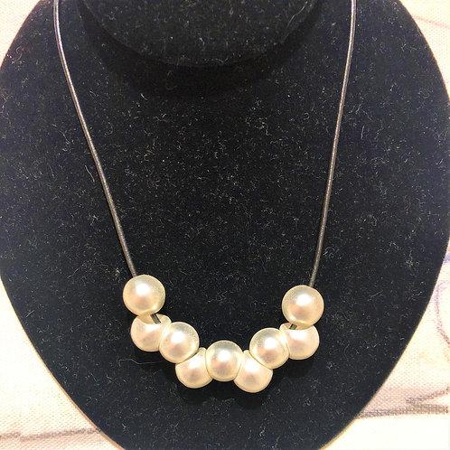 Necklace Burst Silver