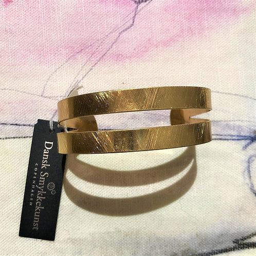 Bracelet Solid Double Gold