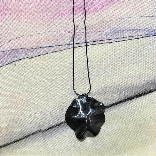 Necklace Alaya Hematite