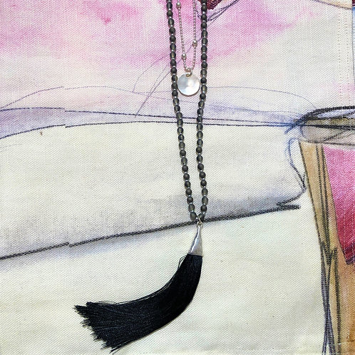Necklace Victoria Tassel