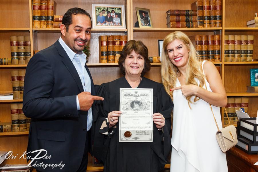 Photographer Courthouse Wedding TX08