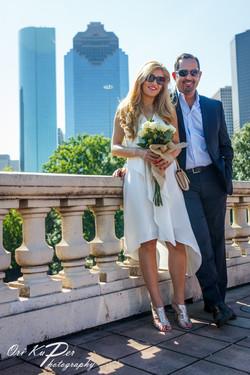 Photographer Courthouse Wedding TX11