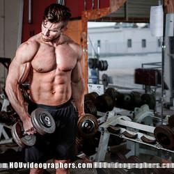 Houston Fitness Videographer Houston Fitness Photographer www.HOUviddeogarphers.com Photo by Ori Kup