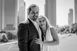 Photographer Courthouse Wedding TX16
