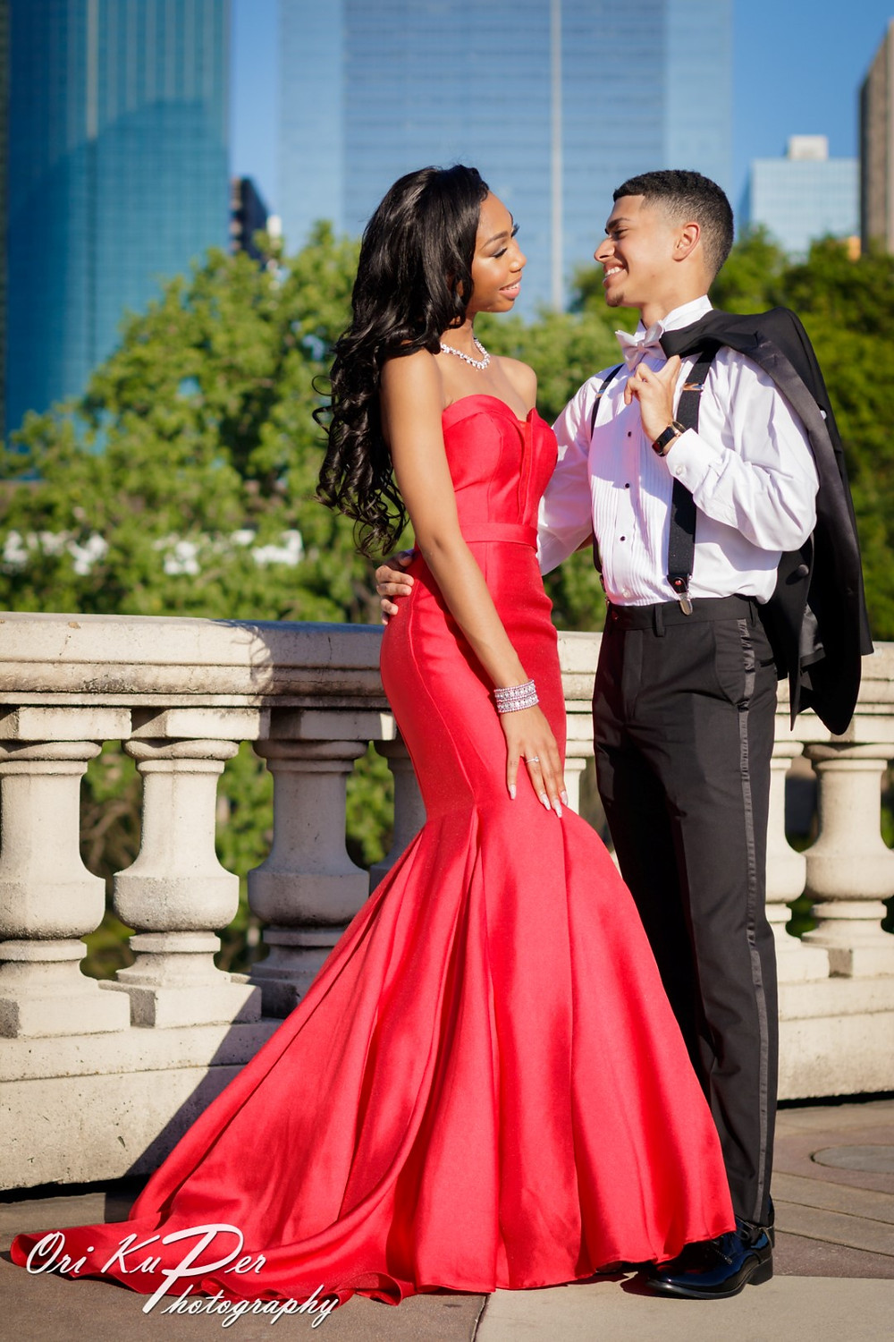 Prom night photographer session in Houston TX