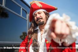 Marketing Promo Event Captain Morgan