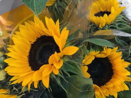 Bouquet Tournesols 1,99€