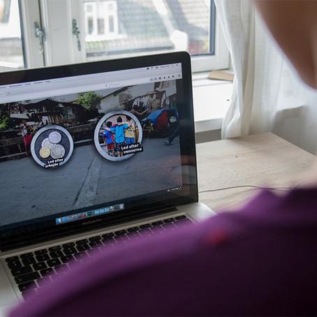 Dokumentarfilm og computerspil fusioneres i jagten på de unge