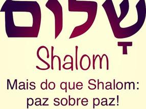 Shalom, Israel de Deus!