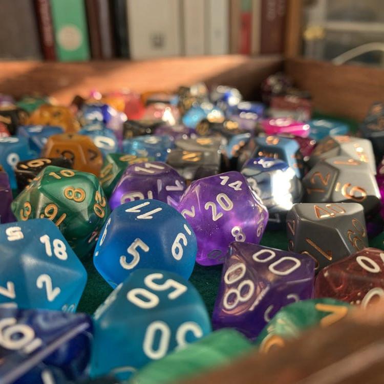 Narrative & Gaming: Dungeons & Dragons Workshop