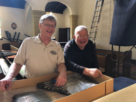 Austin Organ Removal, Day 3