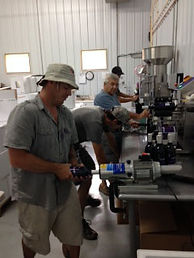 Venditti Vineyards - Bottling Wine