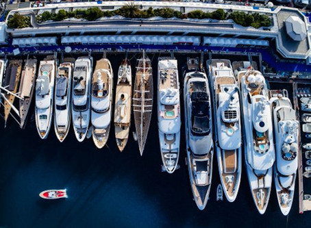 Tony features in Superyacht Magazine:  MYS 2019 - The Best Yachts, Parties & People