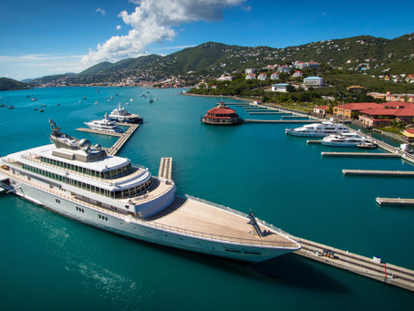 Caribbean Cruising: Anchors Away