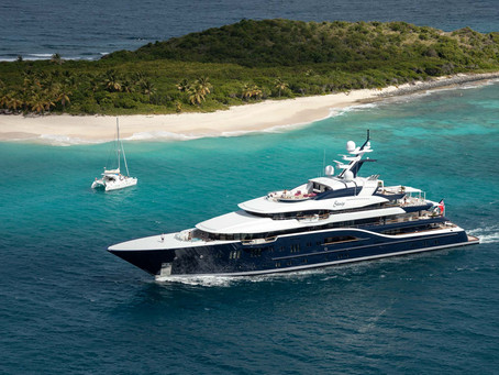 Upscale Entertainment for Thanksgiving & Caribbean Yacht Charters