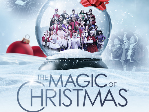REVIEW: The Magic of Christmas - The Young Americans @ La Mirada Theatre