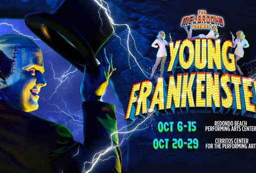 REVIEW: Young Frankenstein -           3D Theatricals