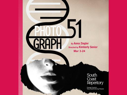 "REVIEW: ""Photograph 51"" - South Coast Repertory"