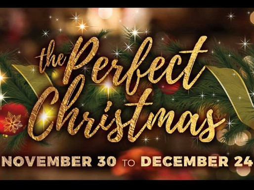 REVIEW: The Perfect Christmas - Candlelight Pavilion, Claremont