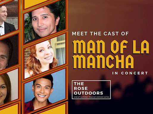 "REVIEW: ""Man of La Mancha,"" — Rose Center Theater, Westminster"