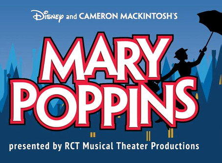 """REVIEW: """"Mary Poppins"""" — Rose Center Theater, Westminster"""