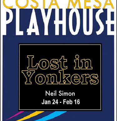 "REVIEW: ""Lost In Yonkers"" – Costa Mesa Playhouse"