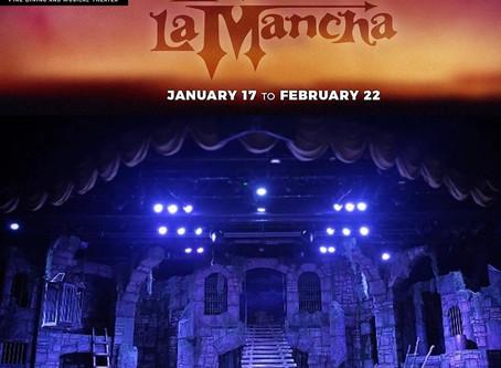 """REVIEW: """"Man of La Mancha"""" — Candlelight Pavilion, Claremont"""
