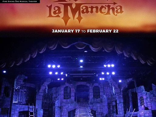 "REVIEW: ""Man of La Mancha"" — Candlelight Pavilion, Claremont"