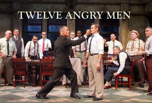REVIEW: Twelve Angry Men - The Laguna Playhouse, Laguna Beach