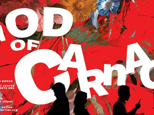 """REVIEW: """"God of Carnage"""" – The Wayward Artist"""