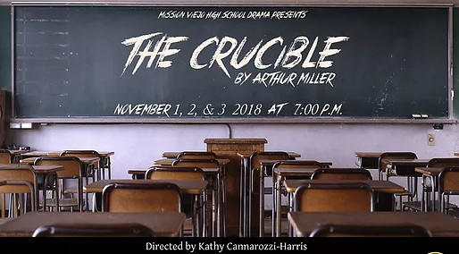 REVIEW: The Crucible - Mission Viejo High School Drama