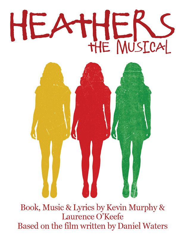 Review Heathers The Musical Young Theatre Csuf