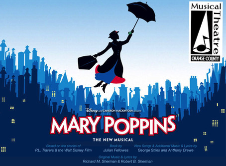 """REVIEW: """"Mary Poppins"""" – Musical Theatre Orange County"""
