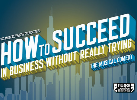 """REVIEW: """"How to Succeed in Business Without Really Trying"""" — Rose Center Theater"""