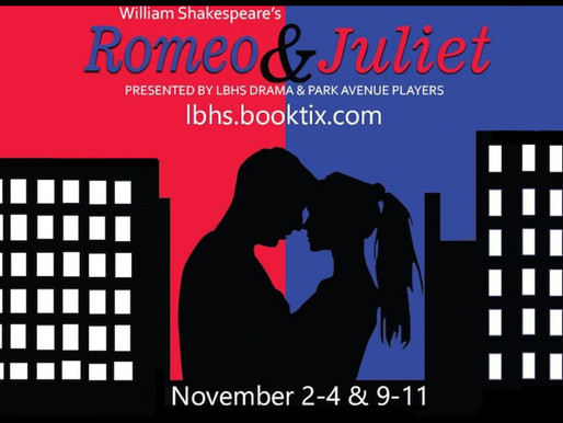 REVIEW: Romeo & Juliet - LBHS Drama and Park Avenue Players