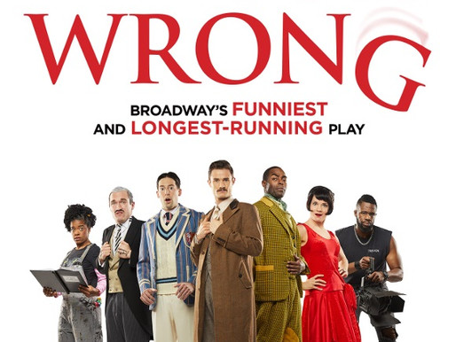 "REVIEW: ""The Play That Goes Wrong"" –   Ahmanson Theatre, Los Angeles"