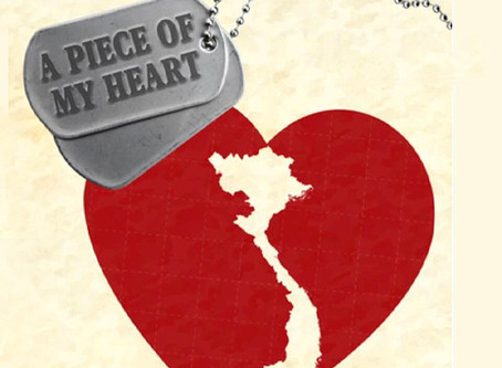 """REVIEW: """"A Piece of My Heart"""" —      JD Theatricals @ The Attic"""