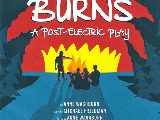 REVIEW: Mr. Burns: A Post Electric Play - Cal State Fullerton College of the Arts