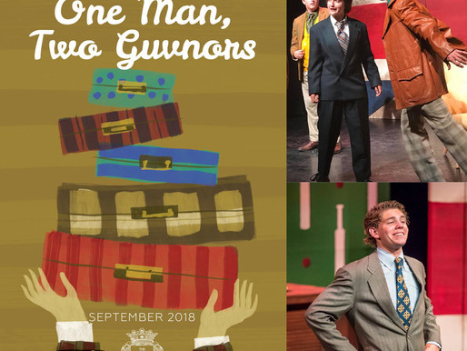 "REVIEW – ""One Man, Two Guvnors"" – LA HABRA THEATER GUILD"