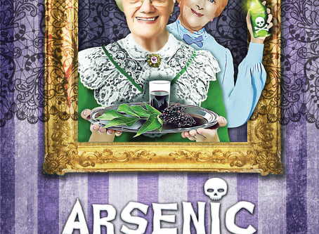 """REVIEW: """"Arsenic and Old Lace"""" — La Mirada Theatre & McCoy Rigby Entertainment"""