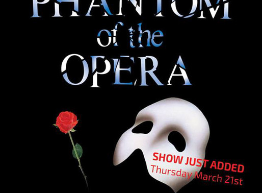 """REVIEW: """"The Phantom of the Opera,"""" - Academy for the Performing Arts"""