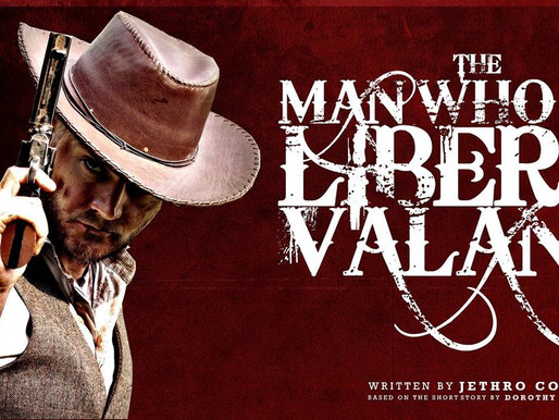 """REVIEW: """"The Man Who Shot Liberty Valance"""" – J D Theatricals & The Attic Community Theatre"""