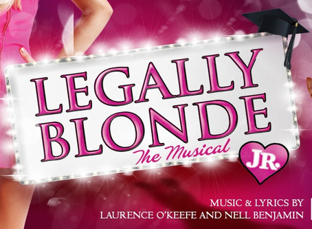 """REVIEW: """"Legally Blonde Jr., The Musical"""" — Morgan-Wixson Theatre"""