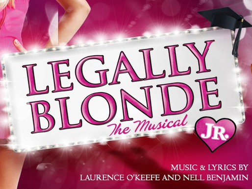 "REVIEW: ""Legally Blonde Jr., The Musical"" — Morgan-Wixson Theatre"