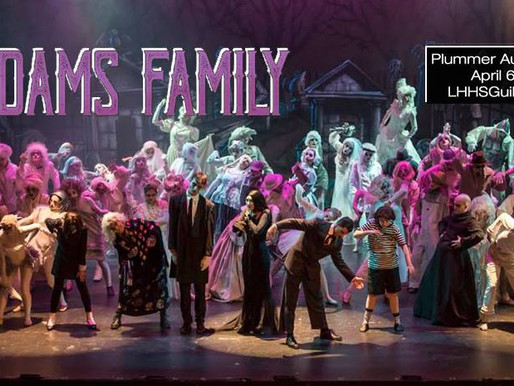 "REVIEW - ""The Addams Family,"" La Habra High School"