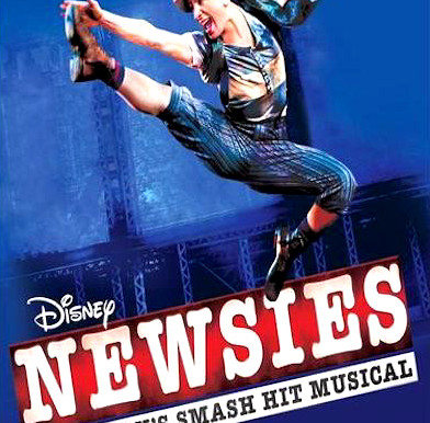 """REVIEW: """"NEWSIES"""" The Broadway Musical — Candlelight Pavilion"""