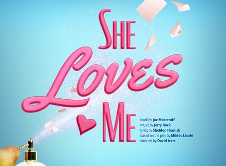 "REVIEW: ""She Loves Me"" – South Coast Repertory, Costa Mesa"