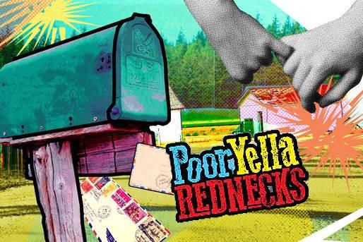 "REVIEW: ""Poor Yella Rednecks,"" - South Coast Repertory"