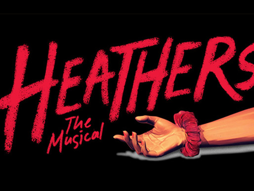 """REVIEW: """"Heathers, the Musical"""" — No Square Theatre, Laguna Beach"""