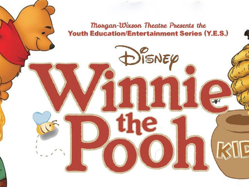 REVIEW: Winnie the Pooh KIDS - Morgan-Wixson Theatre's Y.E.S. Program